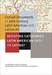 Description: Resisting Categories: Latin American and/or Latino?