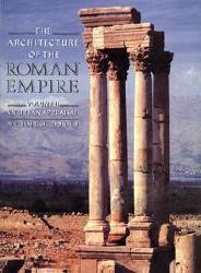 Description: The Architecture of the Roman Empire, Volume II: An Urban Appraisal