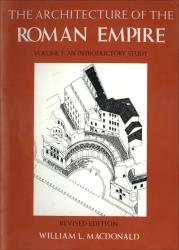 Description: The Architecture of the Roman Empire, Volume I: An Introductory Study (Revised...