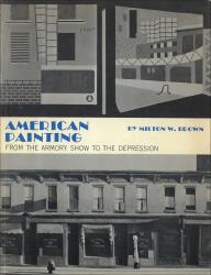 Description: American Painting: From the Armory Show to the Depression