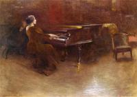 Description: The Piano