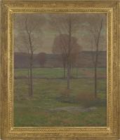 Description: Spring Time: Early Spring in New England