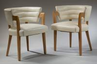 Description: Pair of Armchairs