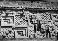 Description: Untitled (Façade of the Governor's Palace, Uxmal)