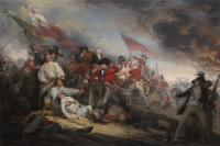 Description: The Battle of Bunker's Hill, June 17, 1775