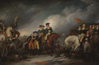 Description: The Capture of the Hessians at Trenton, December 26, 1776