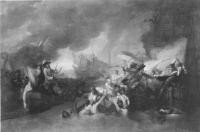 Description: The Battle of La Hogue