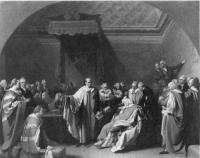 Description: The Death of the Earl of Chatham