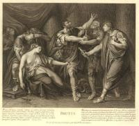 Description: The Oath of Brutus