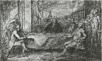 Description: Study for The Treaty of Peace