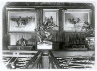Description: The Remington Room in Harding's Castle