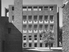Description: Phillips Exeter Academy, Exeter, New Hamphsire. East façade
