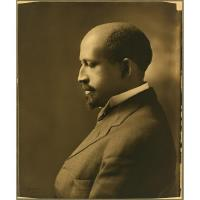Description: William Edward Burghardt Du Bois