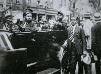 Description: Marcus Garvey
