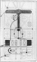 Description: System of water distribution in the park, from A.-J. Dezallier d'Argenville,...