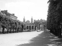 Description: View of the Place de la Carrière, Nancy