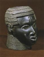 Description: Benin head