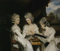 Description: The Ladies Waldegrave