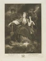 Description: Mrs. Siddons in the Character of the Tragic Muse