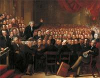 Description: The Anti-Slavery Society Convention, 1840
