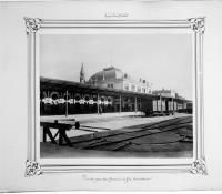 Description: View of Sirkeci station
